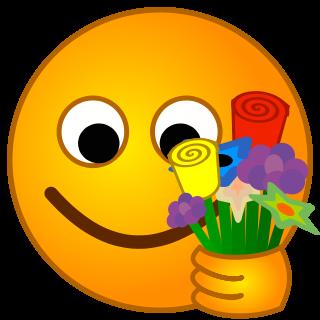 Congrats smiley
