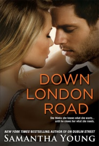 Down London Road revised artwork