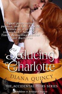 Seducing Charlotte Cover