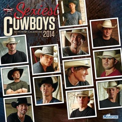 Sexiest Cowboy Calendar
